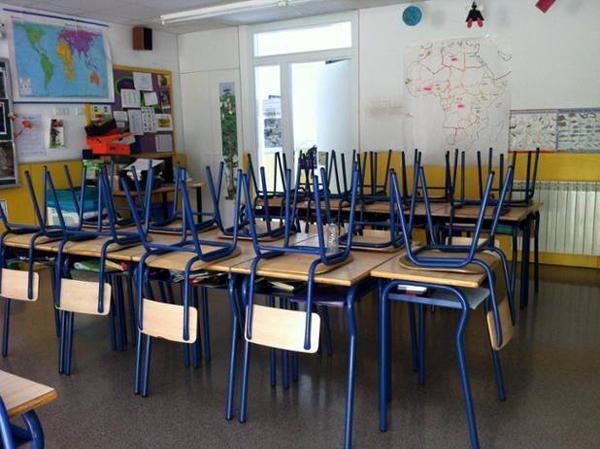 Aula Buida A L'Escola Patronat Domenech
