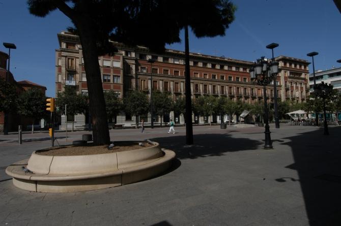 L'Hospitalet de Llobregat 13_Plaça de l'Ajuntament