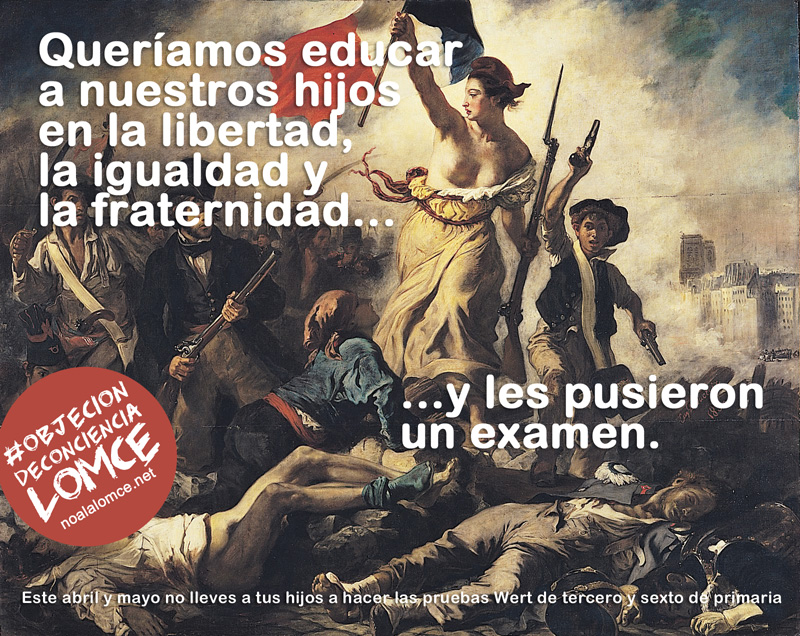 Noalalomce Examen Libertad Banner Es